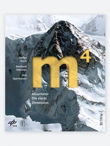 Buchcover Stefan Dech, Reinhold Messner, Nils Sparwasser: m4