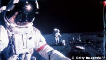 Mondlandung Apollo 14 Alan Bartlett Shepard und Edgar Mitchell