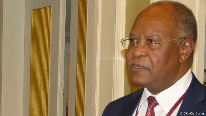Portugal Lissabon João Maria de Sousa, angolanischer Staatsanwaltschaft