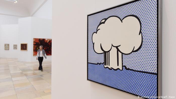 Ausstellung Postwar im Haus der Kunst in München