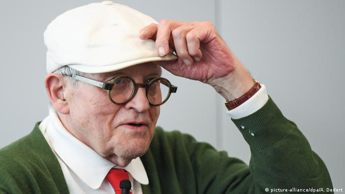 David Hockney (picture-alliance/dpa/A. Dedert)