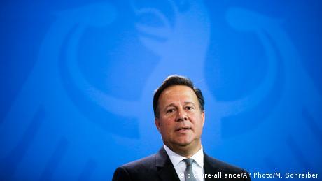 El presidente panameño, Juan Carlos Varela, aseguró en Berlín que Panamá no puede permitir que su sistema financiero y logístico sea utilizado para ningún acto ilegal y aseguró que no vamos a permitir que el éxito de nuestro país sea ligado a nada que tenga que ver con evasión fiscal. (19.10.2016)