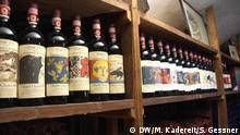 Euromaxx Chianti Copy: DW/M. Kadereit/S. Gessner Bilder aus der DW-Sendung Euromaxx