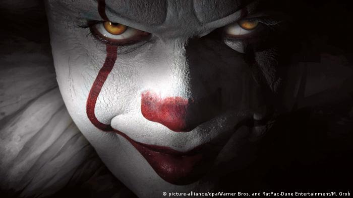 Horror movie ′It′ scores record-breaking opening weekend | News | DW