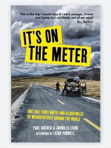 Buchcover It´s on the meter von Paul Archer und Johno Ellison