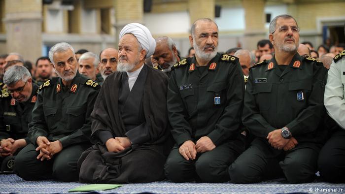 Iran Ali Saidi Sepah (khamenei.ir)