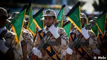 Iran Revolutionswächter Sepah Militär Armee