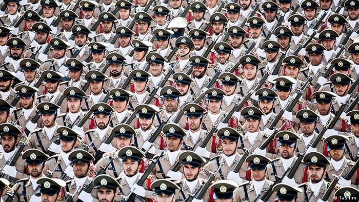 Iran Armee Streitkräfte Militär