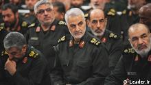 Iran Soleimani Ghods Einheiten Pasdaran