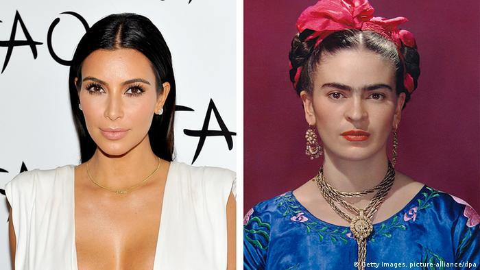 Un Vestido Para Frida Kahlo Y Kim Kardashian Cultura Dw