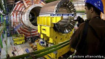 The lead ion experiments will continue until CERN shuts down for the winter on December 6