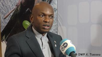 Alain Aimé Nyamitwe, Burundi's foreign minister