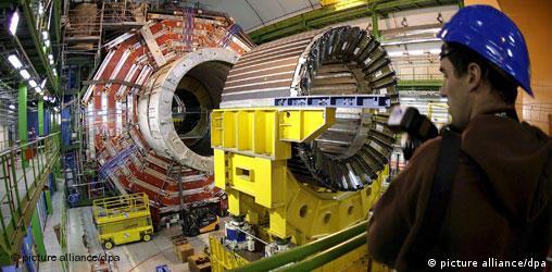 Forschungszentrum Cern: Teilchenbeschleuniger - freies Format