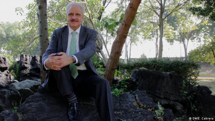 Manuel Perló, director del Instituto de Investigaciones sociales de la UNAM.