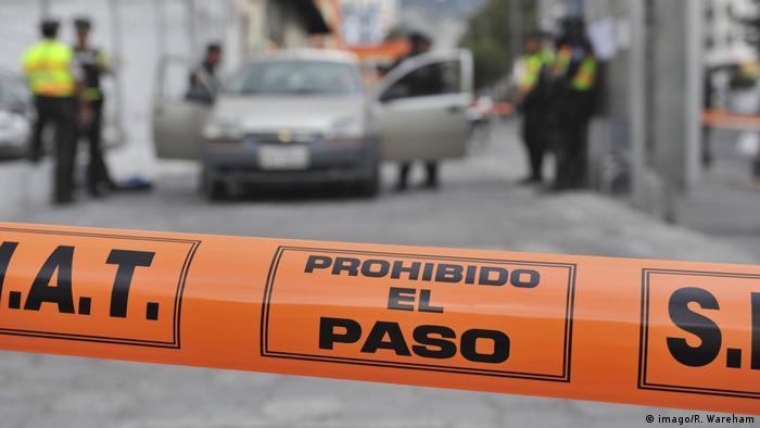 Según el fiscal general de Ecuador, Galo Chiriboga, un juez ordenó a instituicones públicas abstenerse de contratar con brasileña Odebrecht, hasta que haya un fallo sobre presunta corrupción. 03.01.2017