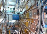 LHC en el CERN: el mayor acelerador de partículas del mundo.