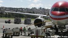 Ecuador | alter Flughafen Mariscal Sucre in Quito