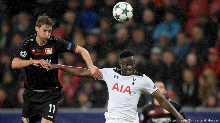 Champions League Bayer 04 Leverkusen vs. Tottenham Hotspur FC (Getty Images/Bongarts/M. Hangst)