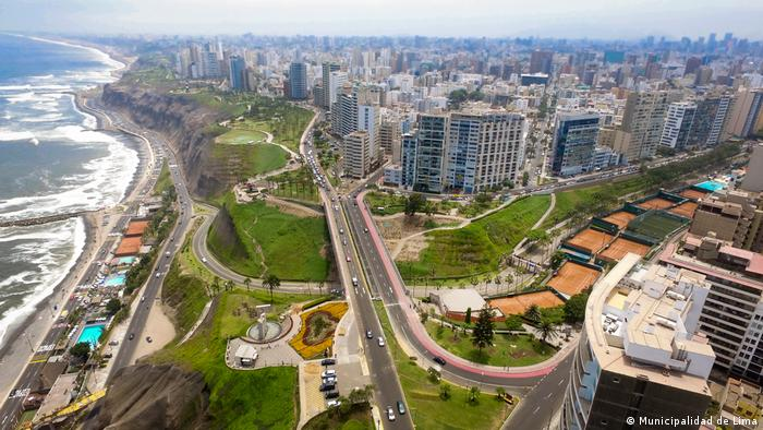 Peru Habitat III in Lima (Municipalidad de Lima)