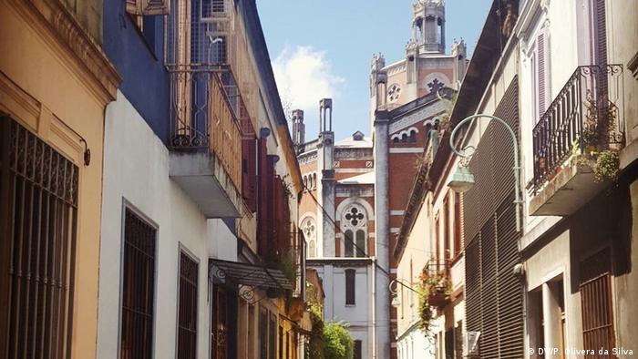 Argentinien San Carlos in Buenos Aires (DW/P. Olivera da Silva)
