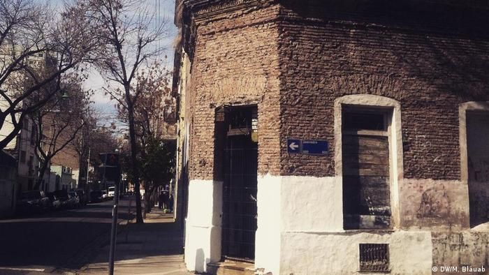 Argentinien Palermo in Buenos Aires (DW/M. Bláuab)