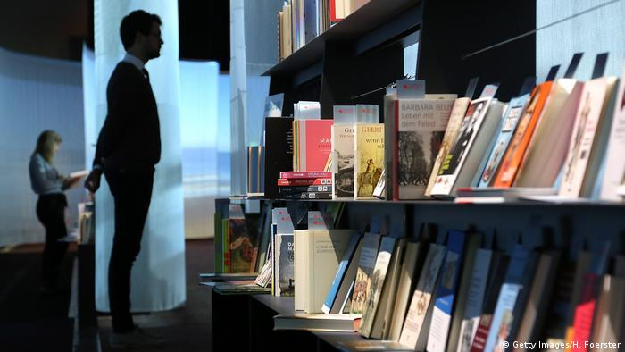 Frankfurter Buchmesse 2016 (Getty Images/H. Foerster)