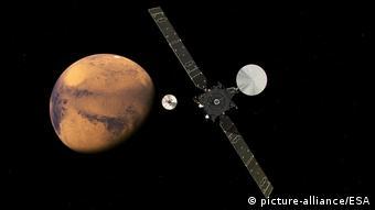 Mars Mission ESA Schiaparelli