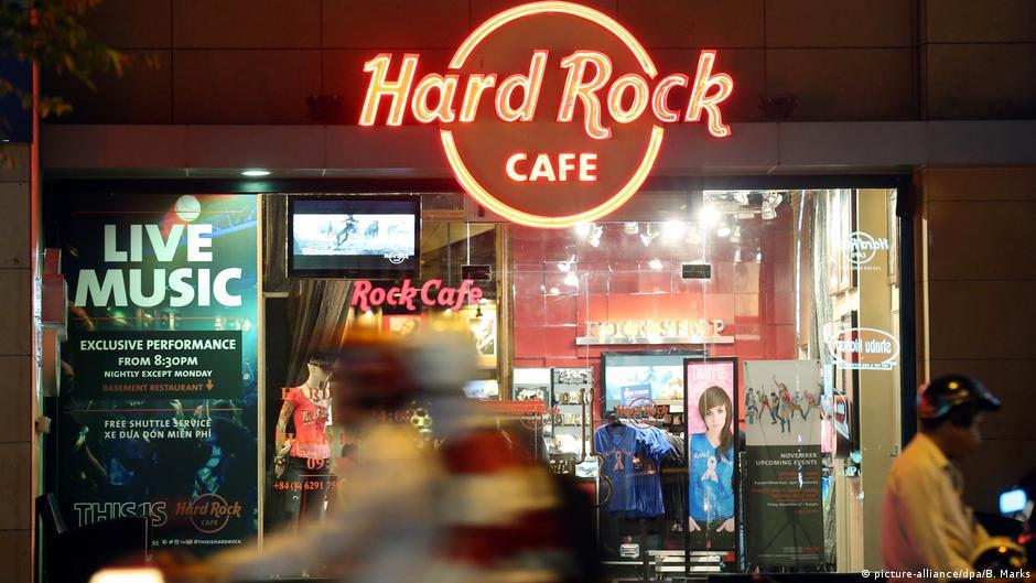 Hard Rock Cafe S In Deutschland