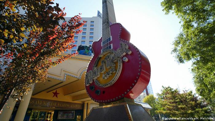 Hard Rock Cafe in Peking