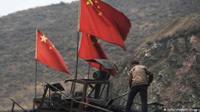 China Kohlegrupe in Shanxi