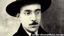 Dichter Fernando Pessoa