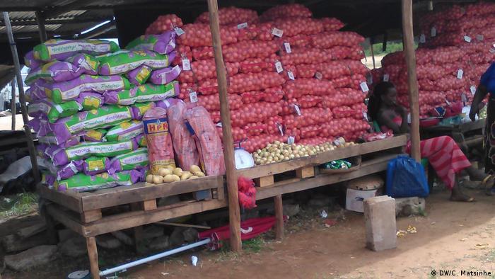 Mosambik Nationale Wirtschaftsaufsichtsbehörde INAE (DW/C. Matsinhe)