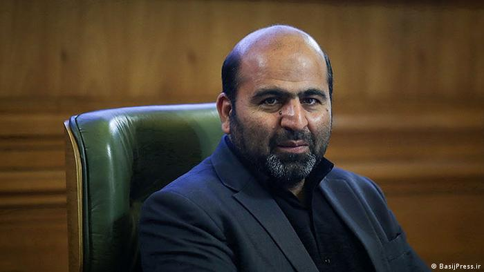 Iran Abolfazl Ghanaati (BasijPress.ir)