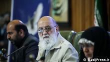Titel: Mehdi Chamran Iran Mehdi Chamran ist der Vorsitzender des Teheraner Stadtrats Quelle: BasijPress.ir