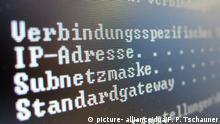 Computer IP Adressen