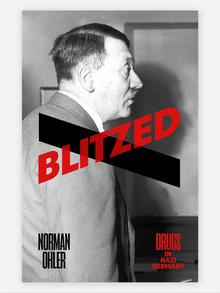 book cover Blitzed by Norman Ohler