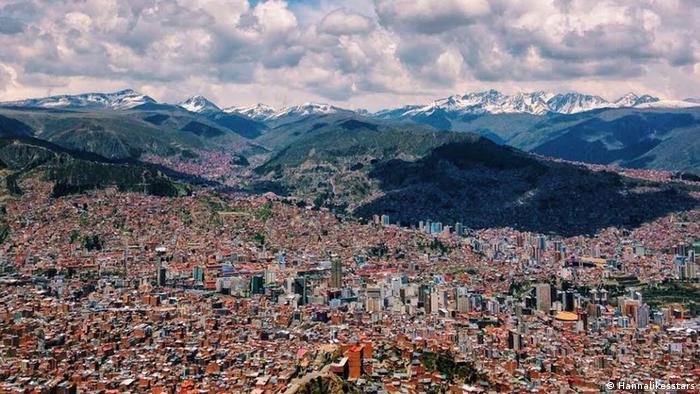 Bolivien Projekt Habitat La Paz Stadt (Hannalikesstars)