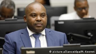 Den Haag Internationaler Strafgerichtshof Prozess Jean-Pierre Bemba
