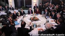 Treffen zu Beratungen über Ukraine-Konflikt in Berlin