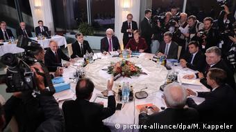 Зустріч нормандського формату, Берлін, 19 жовтня 2016 року