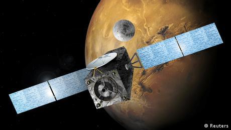 La Agencia Espacial Europea (ESA) y la rusa Roscosmos confirmaron el recibimiento de la señal enviada desde Marte del módulo de pruebas Shiaparelli de la misión ExoMars, que despegó hace siete meses. (19.10.2016)