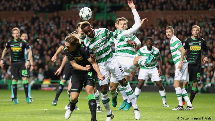 UEFA Champions League Celtic FC vs. Borussia Moenchengladbach (Getty Images/S. Welsh)
