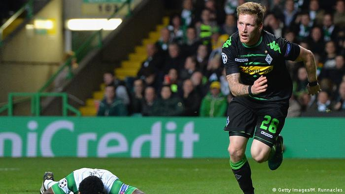 UEFA Champions League | Celtic FC vs VfL Borussia Moenchengladbach - Andre Hahn (Getty Images/M. Runnacles)