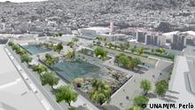 Projekt Parque hídrico La Quebradora