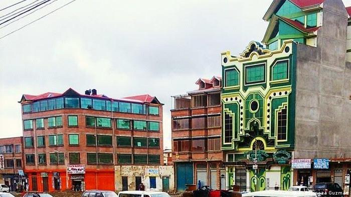 Bolivien | La Paz Cholets (D. Espinoza Guzman)