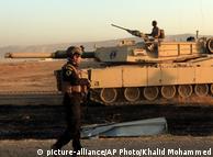 Бійці елітного контртерористичного підрозділу Іраку поблизу Мосула (архівне фото)