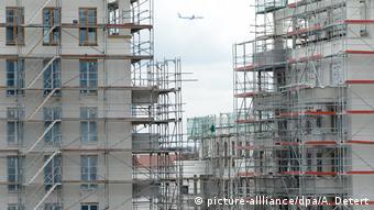 Строительство жилья во Франкфурте-на-Майне
