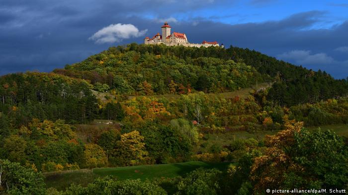 Замок Ваксенбург