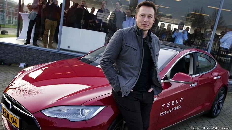 Илон Маск превратил Tesla в самого ценного автостроителя США ...