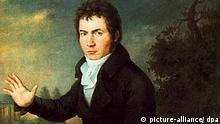 Portrait von Ludwig Van Beethoven